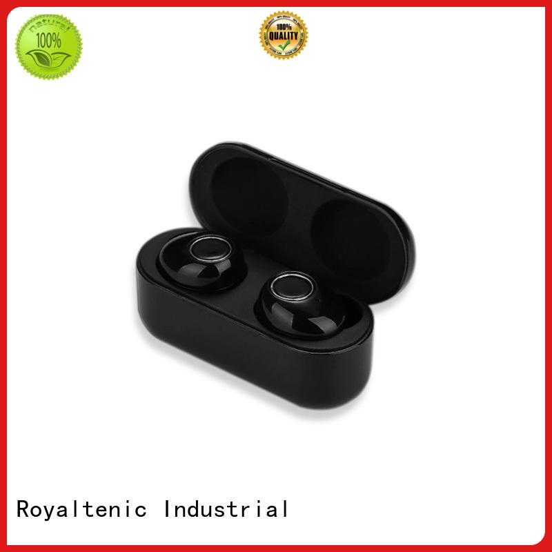 mini hifi ROYAL TANIC Brand mini tws twins true wireless bluetooth stereo headset factory