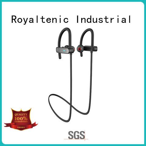 buds bulk iphone sports bluetooth headphones ROYAL TANIC Brand company