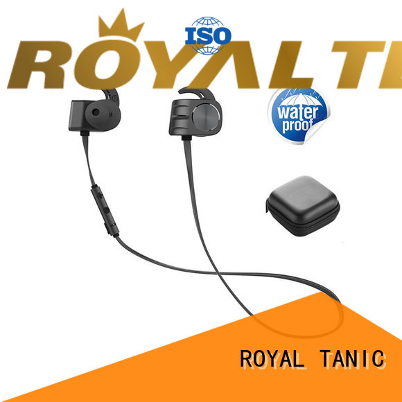 handsfree sony magnetic bluetooth earphones necklace ROYAL TANIC company