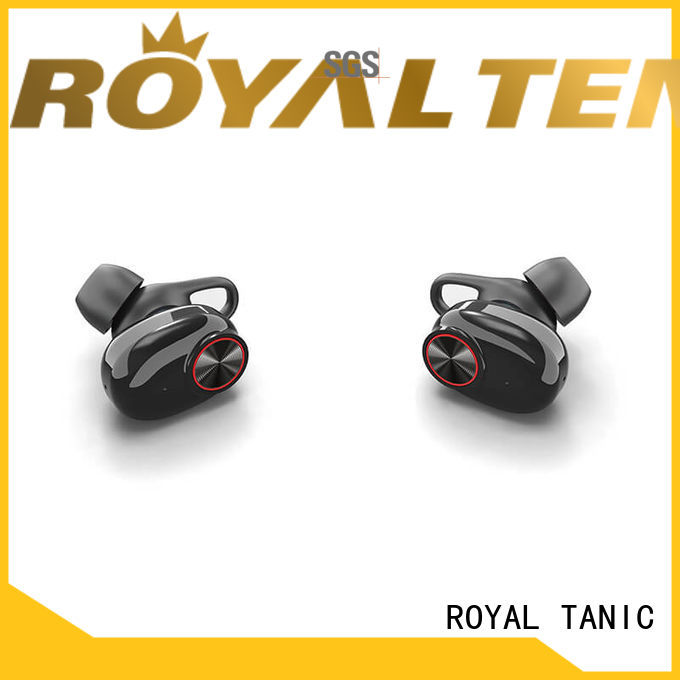 ROYAL TANIC realiable tws bluetooth headset supplier for work