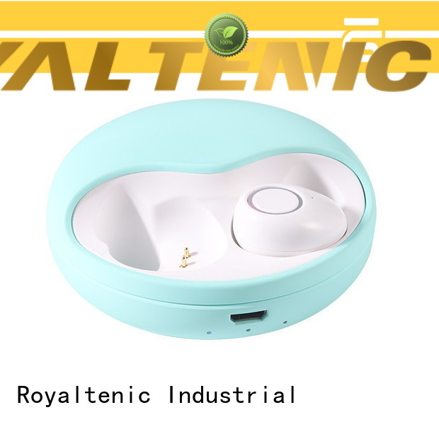 ROYAL TANIC mini tws earbuds personalized fro daily life