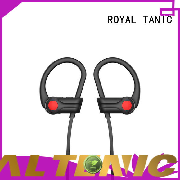 ROYAL TANIC hot selling sports earphones manufacturer for hiking