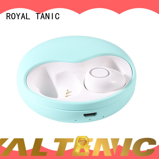 ROYAL TANIC realiable tws headphones personalized for work