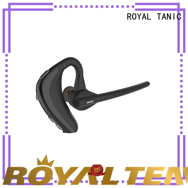 wireless sports headphones hour for running ROYAL TANIC