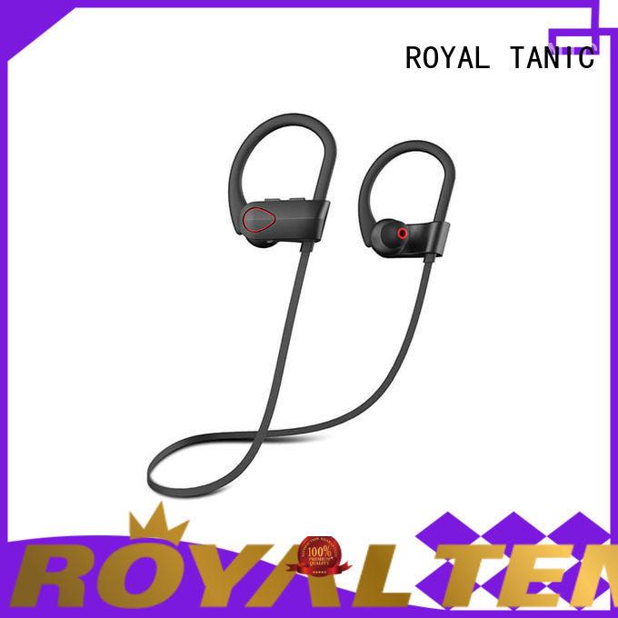 ROYAL TANIC running earphones customized for running