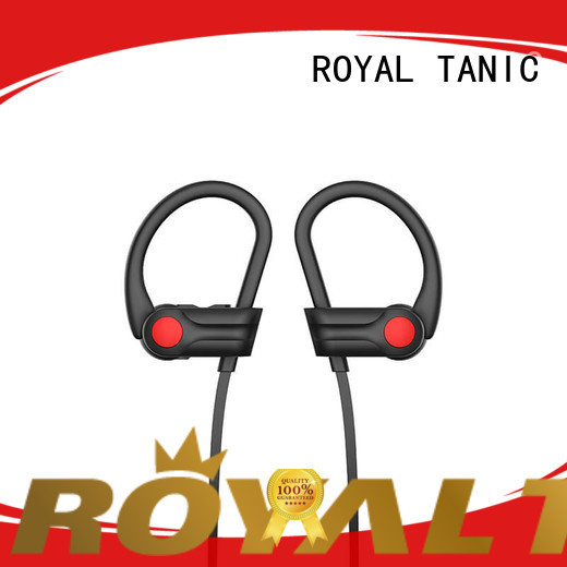 ROYAL TANIC hd running earphones manufacturer for running
