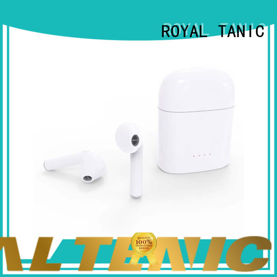 ROYAL TANIC efficient tws earbuds wholesale for phone