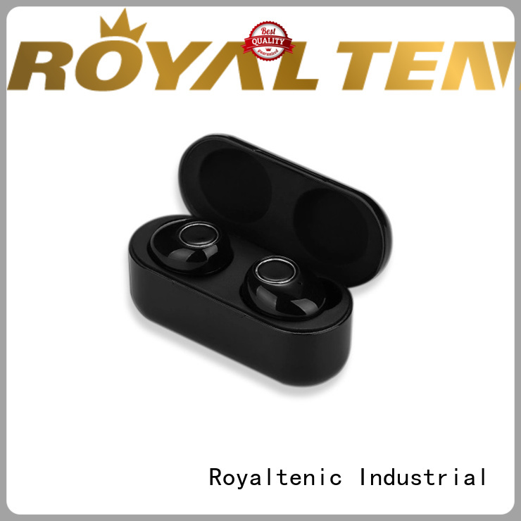 ROYAL TANIC tws earphones factory price for office