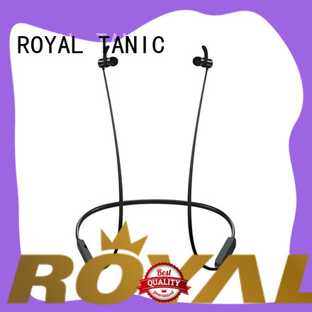 ROYAL TANIC earphones magnetic earphones from China for outdoor sports