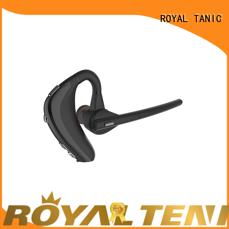 ROYAL TANIC sports bluetooth headphones customized for exercise