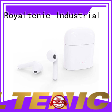 ROYAL TANIC long lasting mini tws earbuds personalized for home