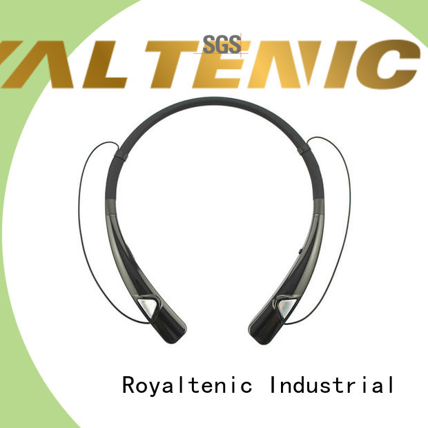 ROYAL TANIC high quality magnetic bluetooth earphones design for daily life