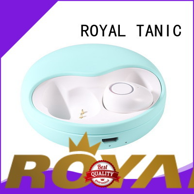 ROYAL TANIC earhook tws headphones personalized for tv