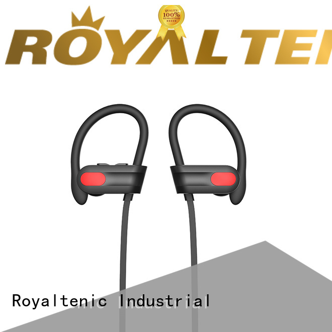 ROYAL TANIC sports running earphones from China for running