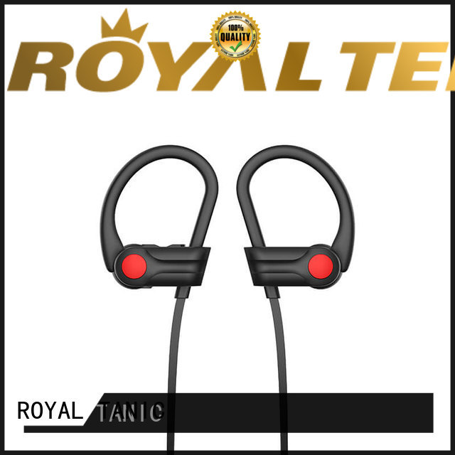 ROYAL TANIC sports earphones series for exercise