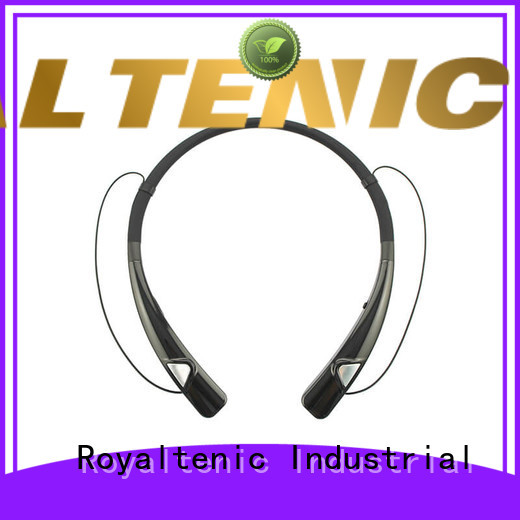 ROYAL TANIC stable magnetic earphones easy to carry for daily life
