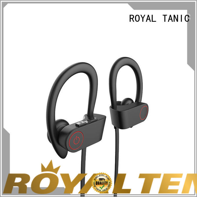 ROYAL TANIC durable running earphones manufacturer for hiking