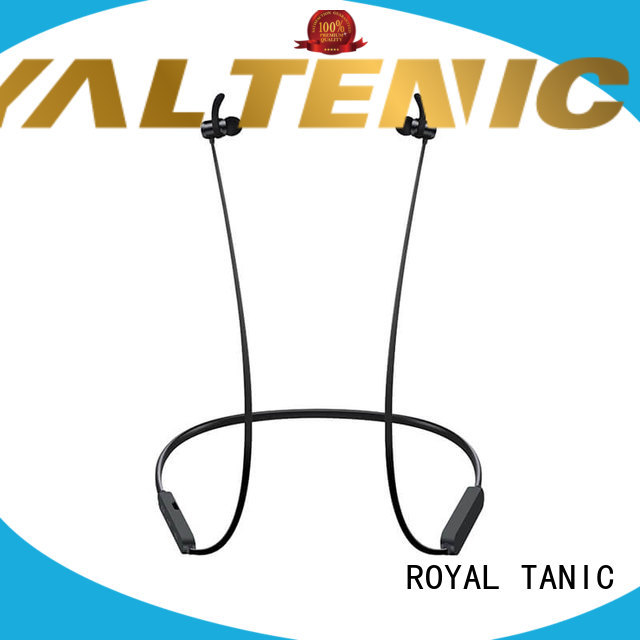 ROYAL TANIC popular neckband bluetooth earphones nokia for daily life