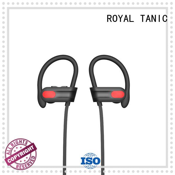 hifi best wireless headphones for gym selling earphone ROYAL TANIC Brand