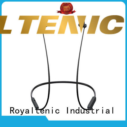 ROYAL TANIC magnet bluetooth headset from China for running