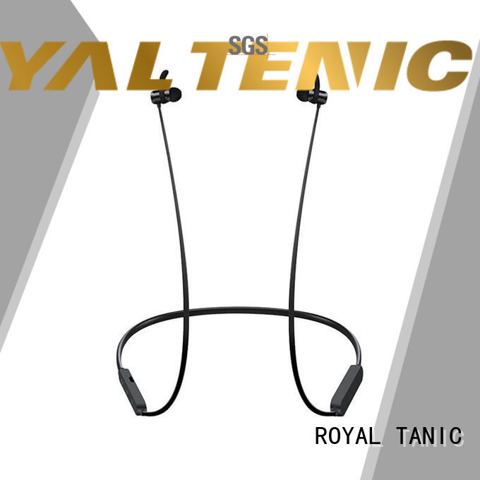 ROYAL TANIC popular wireless earphones wholesale stereo for daily life