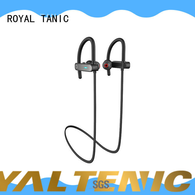 ROYAL TANIC bulk running earphones directly sale for exercise