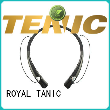 ROYAL TANIC magnetic bluetooth earphones manufacturer for daily life