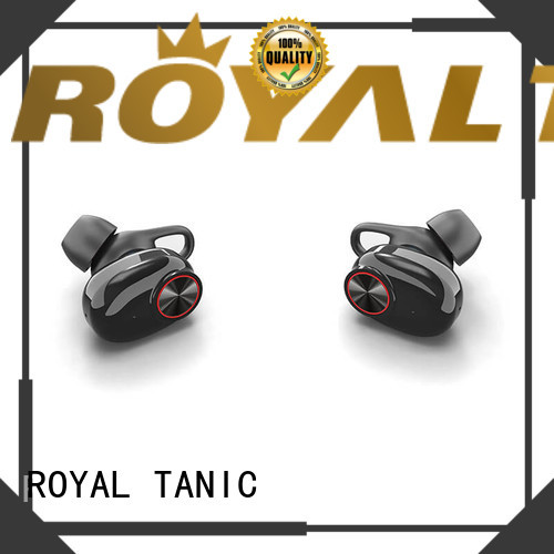 ROYAL TANIC smallest mini tws earbuds personalized for home