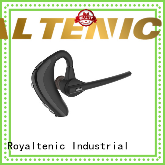 ROYAL TANIC hot selling gym headphones customized for hiking