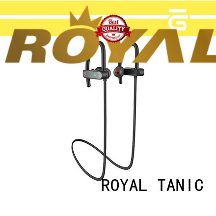 ROYAL TANIC rated sports headphones directly sale for running
