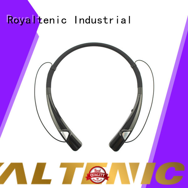 ROYAL TANIC magnetic magnetic earphones factory price for gym