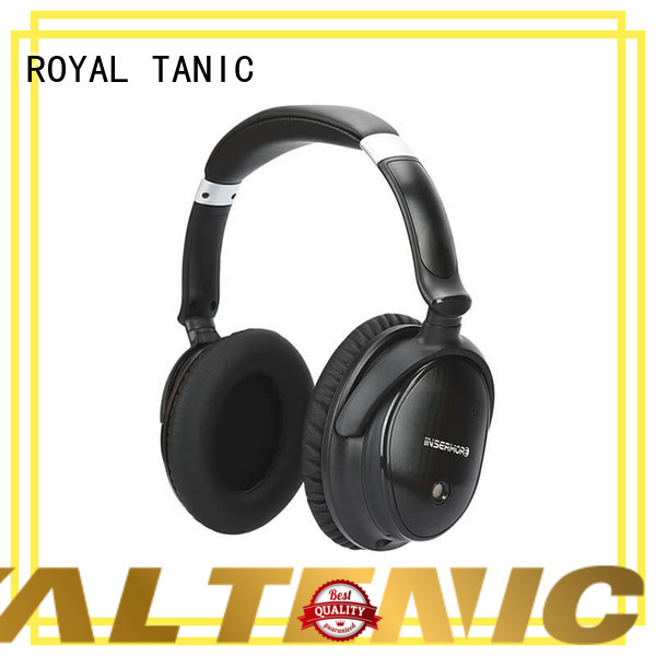 professional anc bluetooth headphones promotion for home