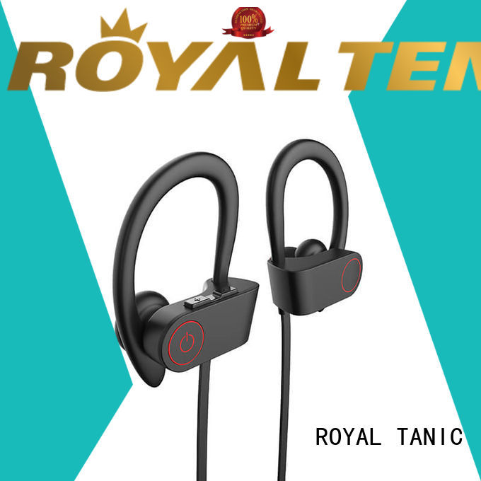 ROYAL TANIC sports earphones manufacturer for exercise