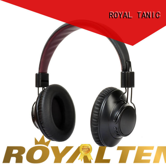 ROYAL TANIC realiable beats noise cancelling headphones supplier for trains
