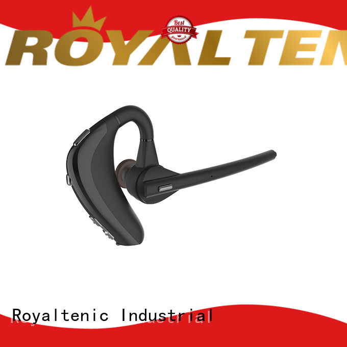 ROYAL TANIC selling waterproof bluetooth headphones manufacturer for exercise