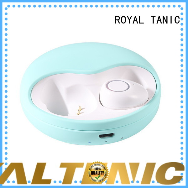 ROYAL TANIC selling tws earbuds supplier for work