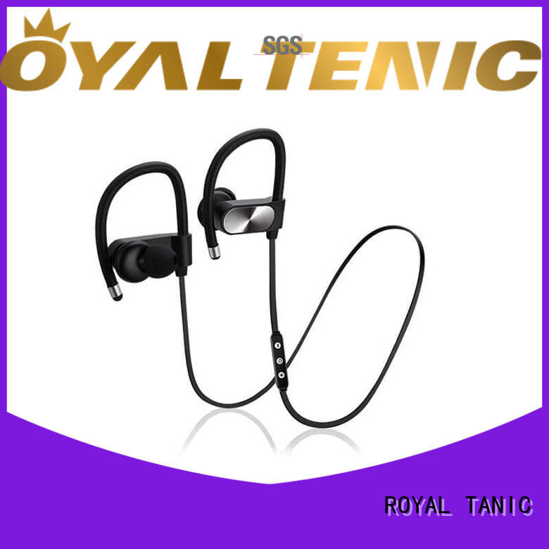 ROYAL TANIC hands waterproof bluetooth headphones directly sale for running