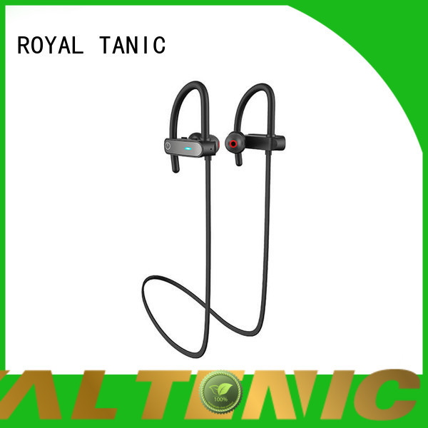 ROYAL TANIC cancelling best sport headphones directly sale for hiking