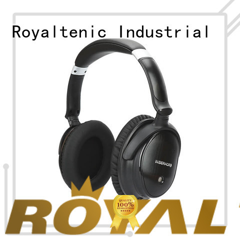 ROYAL TANIC foldable noise isolating headphones online for home