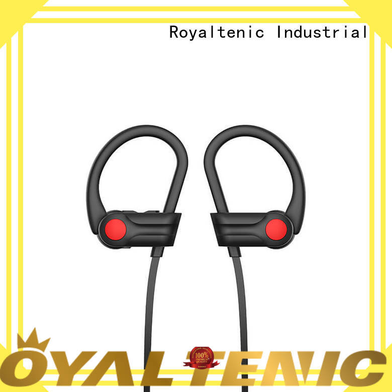 ROYAL TANIC practical sports headphones series for exercise