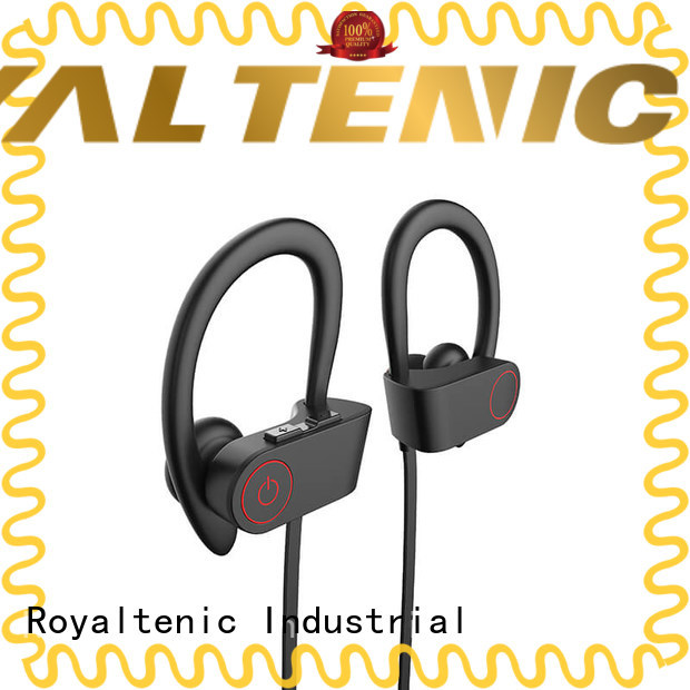 ROYAL TANIC free sports bluetooth headphones directly sale for hiking