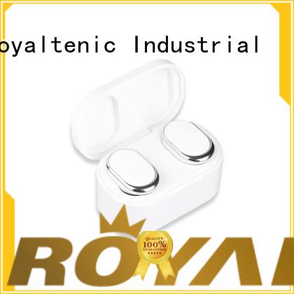 ROYAL TANIC sweatproof tws headphones supplier for office